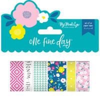 My Minds Eye - One Fine Day - Washi Tape Set