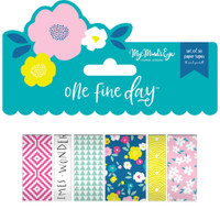 My Minds Eye - One Fine Day - Washi Tape Set