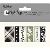 My Minds Eye - My Heritage - Washi Tape Set