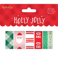 My Minds Eye - Holly Jolly - Washi Tape Set