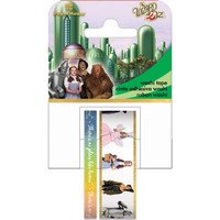 Paper House Licensed Washi Tape - Set of 2 - Wizard Of Oz Characters