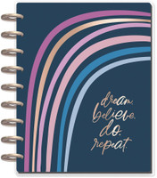 Me and My Big Ideas - 2020 Classic Happy Planner - Jujube Geo Dreams - 12 Months (Dated, Vertical)