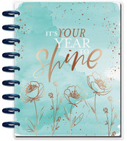 Me and My Big Ideas - 2020 Classic Happy Planner - Year to Shine - 12 Months (Dated, Vertical)