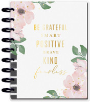 Me and My Big Ideas - 2020 Classic Happy Planner x Teresa Collins - Be Grateful - 12 Months (Dated, Vertical)