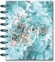 Me and My Big Ideas - 2020 Classic Happy Planner - Spring Floral - 12 Months (Dated, Vertical)
