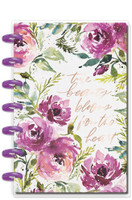 ***OUTDATED*** Me and My Big Ideas - 2020 Mini Happy Planner - Spring Floral - 12 Months (Dated, Vertical)