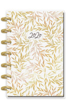 Me and My Big Ideas - 2020 Mini Happy Planner - Live With Heart - 12 Months (Dated, Lined Vertical)