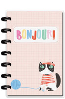 Me and My Big Ideas - 2020 Mini Happy Planner - Ooh La La - 12 Months (Dated, Horizontal)