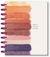Me and My Big Ideas - 2020 BIG Happy Planner - Live With Heart - 12 Months (Dated, Lined Vertical)