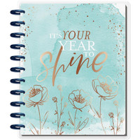 Me and My Big Ideas - 2020 BIG Happy Planner - Year to Shine - 12 Months (Dated, Vertical)