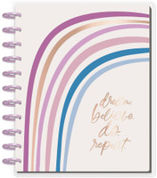 Me and My Big Ideas - 2020 BIG Happy Planner - Jujube Geo Dreams  - 12 Months (Dated, Vertical)