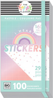 Me and My Big Ideas - The Happy Planner - Mega Value Sticker Pack - Pastels - 100 Sheets!