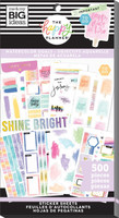 Me and My Big Ideas - The Happy Planner - Value Pack Stickers - Watercolor Goals