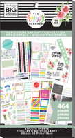 Me and My Big Ideas - The Happy Planner - Value Pack Stickers - Horizontal
