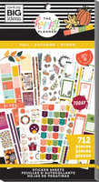 Me and My Big Ideas - The Happy Planner - Value Pack Stickers - Fall