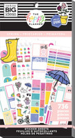 Me and My Big Ideas - The Happy Planner - Value Pack Stickers - Spring