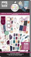 Me and My Big Ideas - The Happy Planner - Value Pack Stickers - Dream Seeker