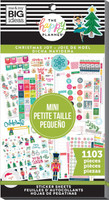 Me and My Big Ideas - The Happy Planner - Value Pack Stickers - Chistmas Joy - Mini