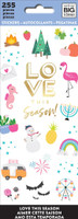 Me and My Big Ideas - The Happy Planner - Sticker Sheets - Love This Season