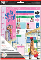Me and My Big Ideas - The Happy Planner - Classic Accessory Pack - Hustle Girl - Rongrong