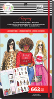 Me and My Big Ideas - The Happy Planner - Accessory Book - Rongrong - Girls