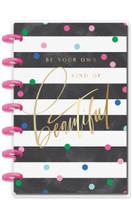 The Happy Planner - Me and My Big Ideas - Mini Happy Notes x Rongrong - Be Your Own Beautiful (Dot Grid)