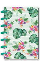 The Happy Planner - Me and My Big Ideas - Mini Happy Notes x Rongrong - Tropical Vibes (Lined)
