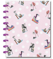 The Happy Planner - Me and My Big Ideas - Classic Happy Notes x Rongrong - Stilettos (Lined)