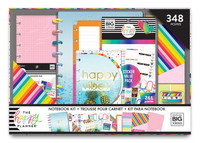 The Happy Planner - Me and My Big Ideas - Classic Happy Notes Box Kit - Happy Rainbow