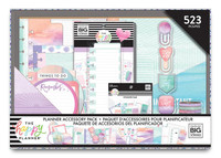 The Happy Planner - Me and My Big Ideas - Planner Accessories Box Kit - Pastel