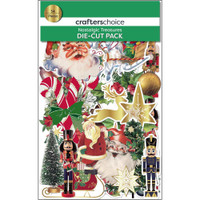 Crafters Choice - Christmas Die-Cuts - Nostalgic Treasures