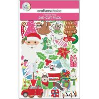 Crafters Choice - Christmas Die-Cuts - Festive Pop