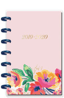 Me and My Big Ideas - 2019-2020 Mini Happy Planner - Garden Party (Dated, Horizontal)