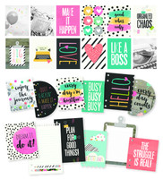 Carpe Diem - Planner Essentials Dashboards & Pocket Cards