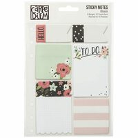 Carpe Diem - Simple Stories - Sticky Notes - Bloom