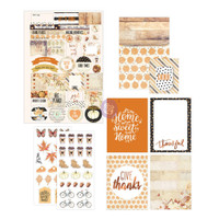 Prima Marketing - My Prima Planner - Goodie Pack - Amber Moon