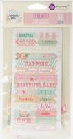Prima Marketing - My Prima Planner - Ephemera Cardstock Die-Cuts & Stickers - Heaven Sent 2