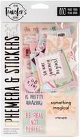 Prima Marketing - My Prima Planner - Ephemera Cardstock Die-Cuts & Stickers - Sweet Notes