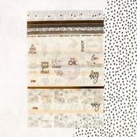 Prima Marketing - My Prima Planner - Washi Sheets