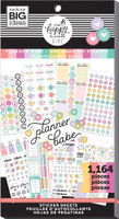Me and My Big Ideas - The Happy Planner - Value Pack Stickers - Planner Babe (#1164)