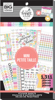 Me and My Big Ideas - The Happy Planner - Value Pack Stickers - Planner Babe - Mini (#1311)
