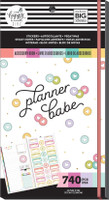 The Happy Planner - Me and My Big Ideas - Accessory Book - Planner Babe
