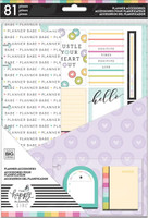 The Happy Planner - Me and My Big Ideas - Classic Accessory Pack - Planner Babe