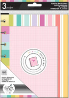 The Happy Planner - Me and My Big Ideas - Snap In Envelopes - Planner Babe