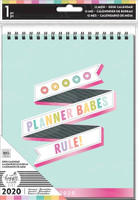 The Happy Planner - Me and My Big Ideas - 2020 Spiral Desk Calendar - Planner Babe