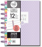 ***OUTDATED*** Me and My Big Ideas - 2020 Deluxe Classic Happy Planner - Planner Babe - 12 Months (Dated, Vertical)