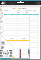 The Happy Planner - Me and My Big Ideas - Classic Note Paper - Party - Happy Hostess