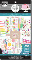 Me and My Big Ideas - The Happy Planner - Value Pack Stickers - Happy Hostess