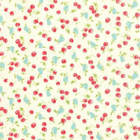 Moda Fabric - Vintage Picnic - Bonnie & Camille - Cream #55123-17