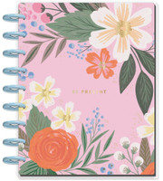 ***OUTDATED*** Me and My Big Ideas - 2020 Classic Happy Planner - Lovely Blooms - 12 Months (Dated, Vertical)